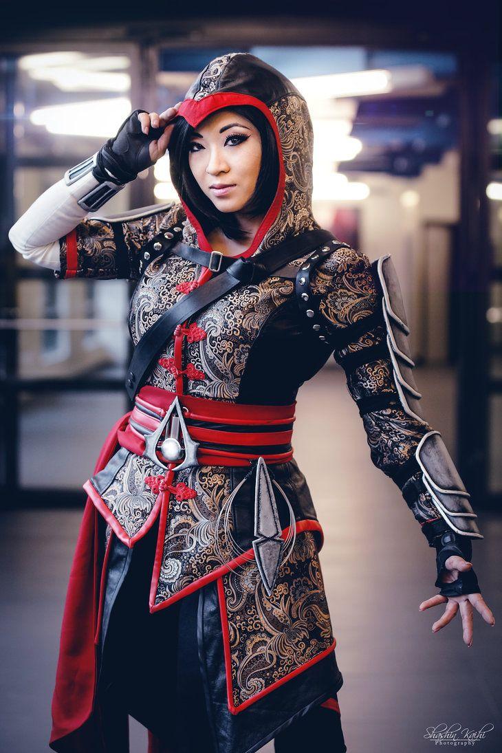 Yaya Han Shao Jun Assassin S Creed Chronicles By Shashinkaihi