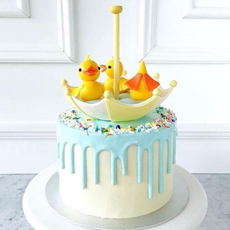 Cutest Little Rubber Ducky Cake Rubber Ducky Cake Duck Cake