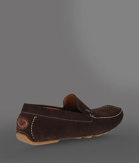 fa44b0352dc Armani Jeans - Official Online Store Men Loafer