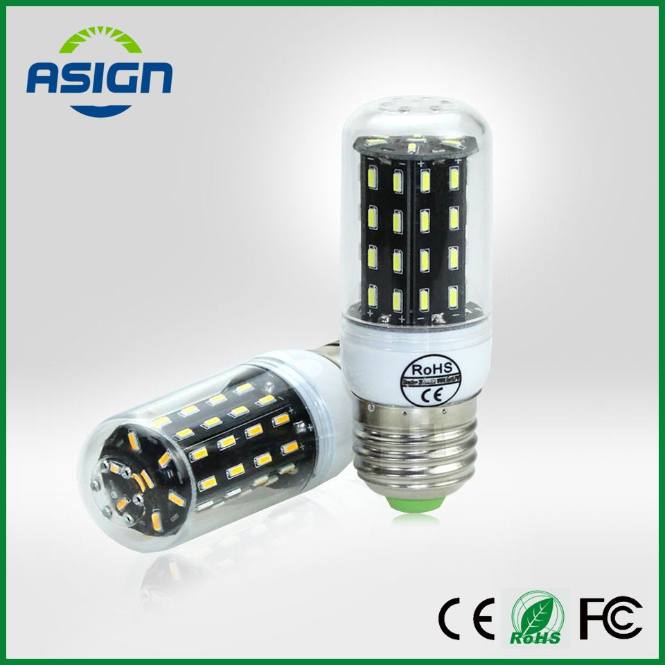 Luminous flux for LED lamps 51