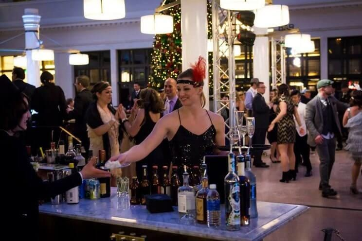 NEW YEAR'S EVE 2019 AT DENVER UNION STATION New years