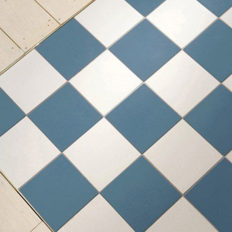 carrelage interieur murs bleu fonce
