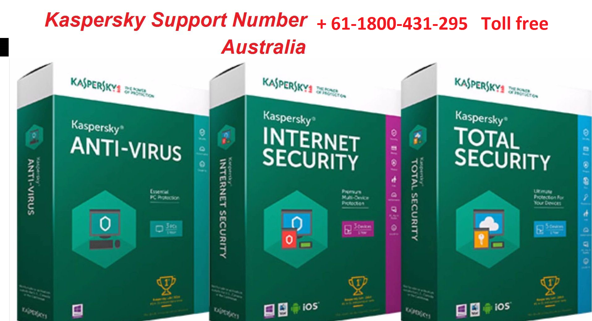 If Kaspersky Antivirus can't work properly on your