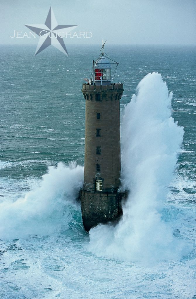 Www Jean Guichard Com Light Lighthouses 등대 파도 그리기