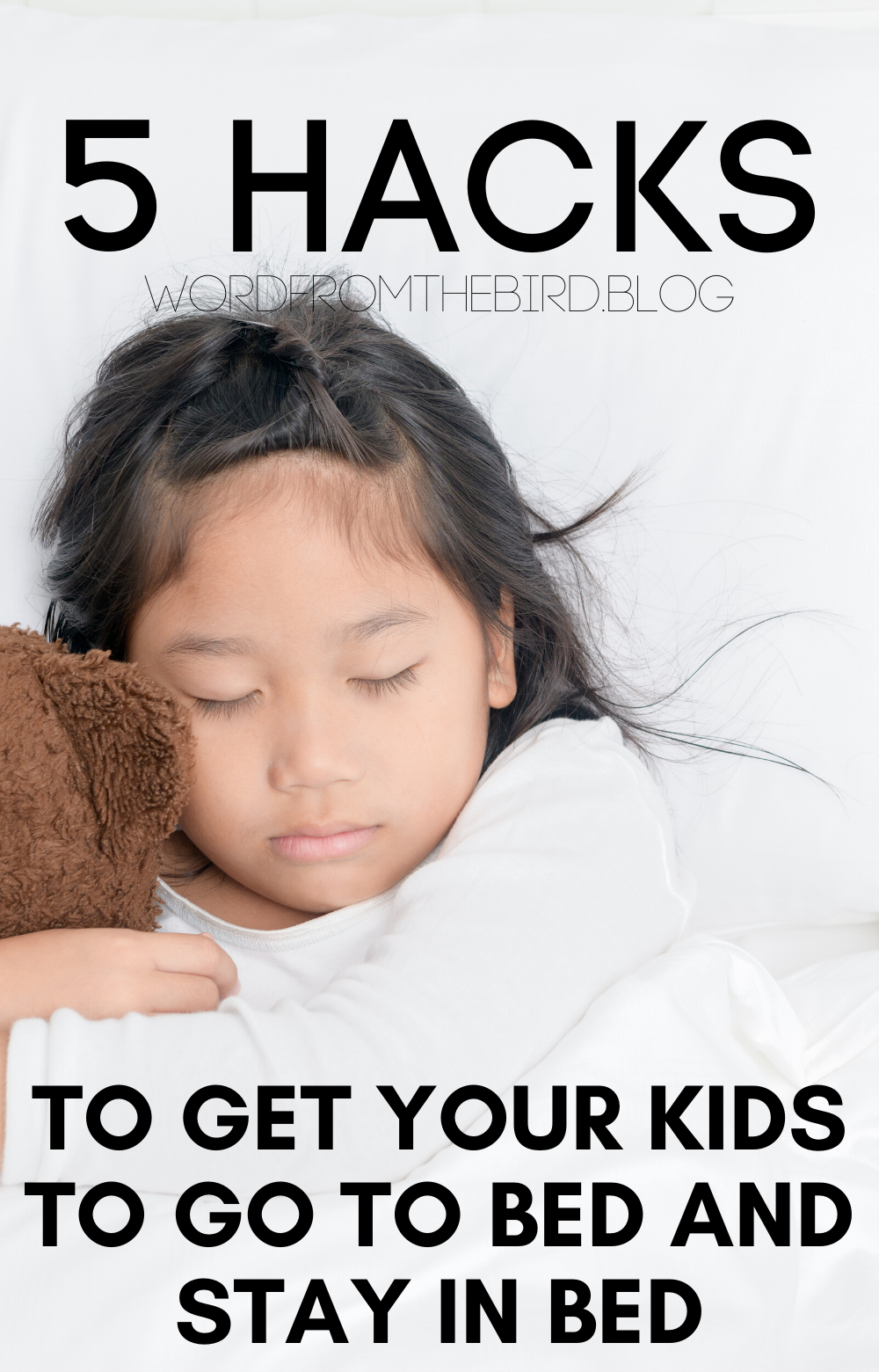 How to Get Your Kids to Sleep Instantly | Word From The ...