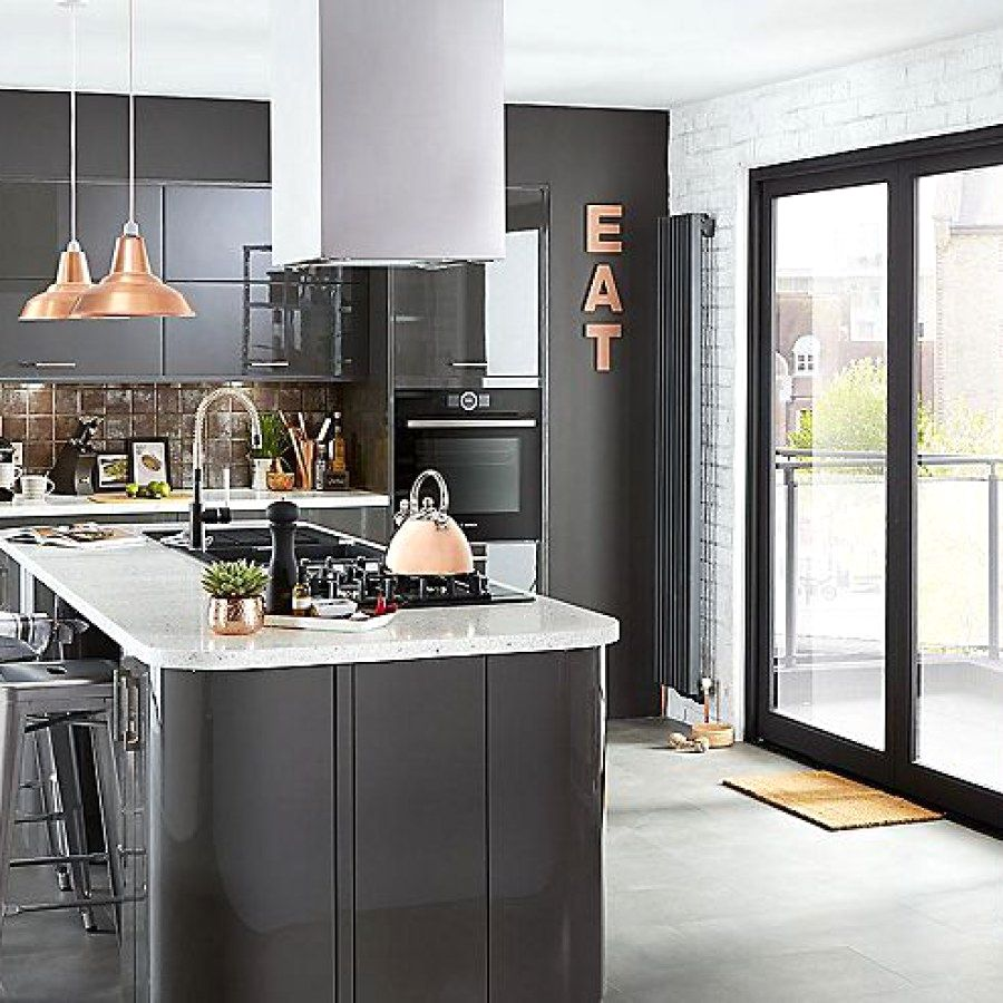 creative industrial kitchen decor designs for your urban getaway