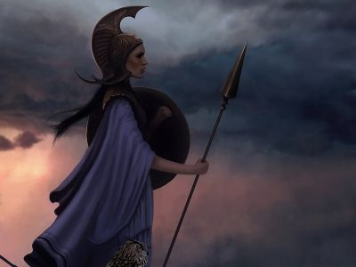 Women Warrior Wallpapers And Backgrounds