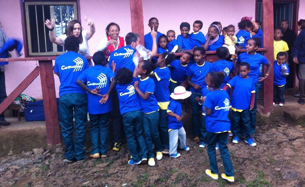camisetas solidarias Etiopia