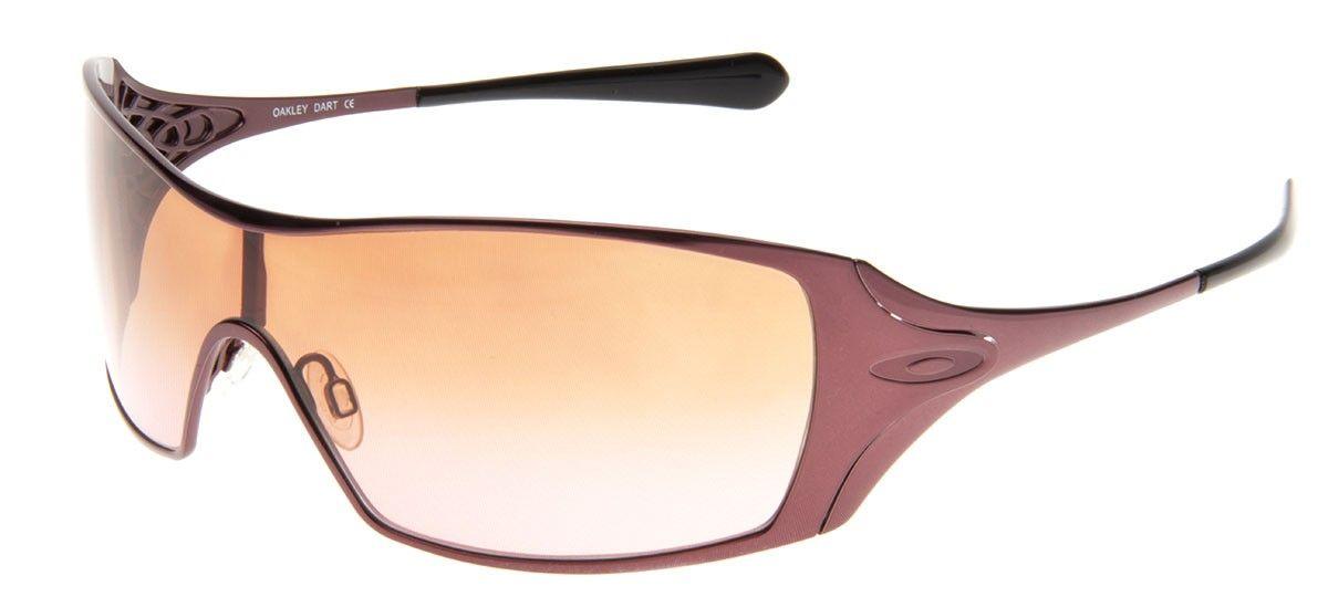 eddc1b4f8d596 Oakley Dart Bordô - Óculos de Sol Oakley Dart com Lentes Degradê ...