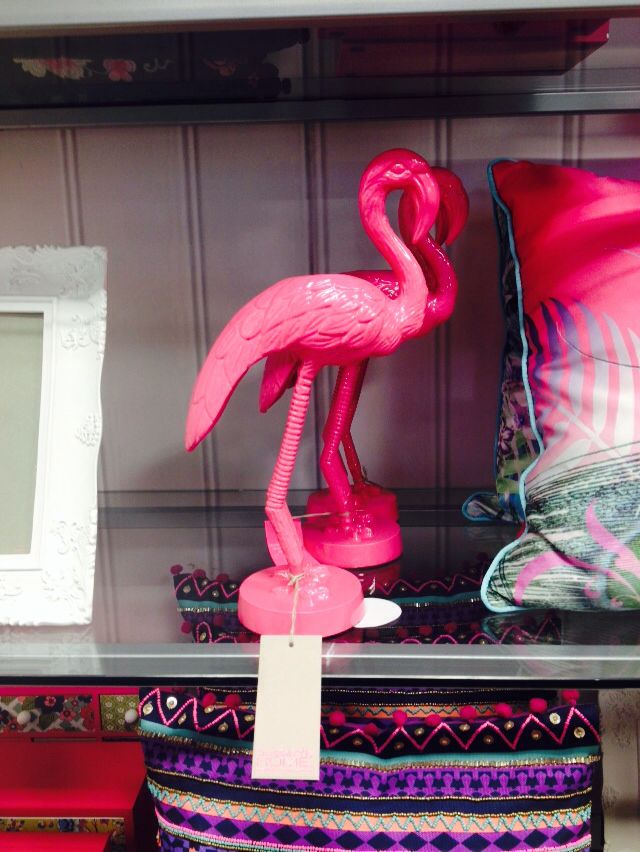Flamingo 2 Bedroom Suite: Pink Flamingo Ornament By Matthew Williamson At Debenhams