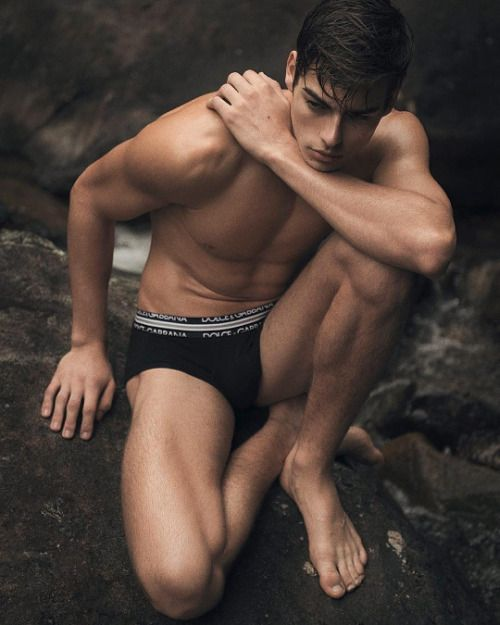 Sexy gay male feet