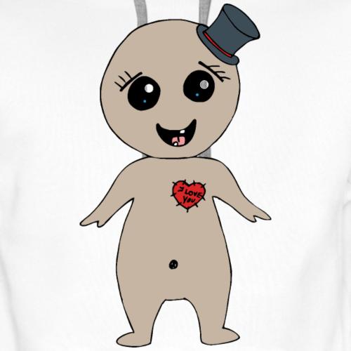 Voodoo - Ich Liebe dich - beige