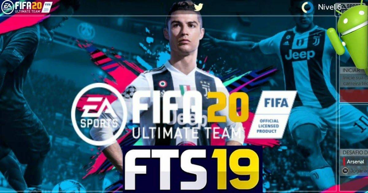 Download Fifa 20 Mod Fts 2019 Offline Android Games Jogos De