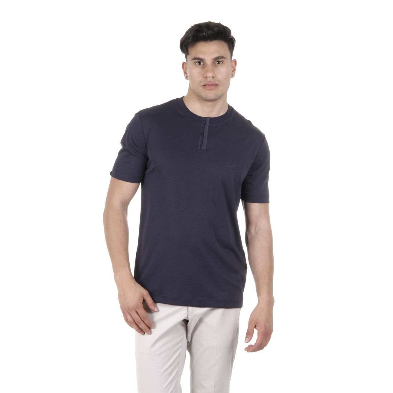 Armani Collezioni mens t-shirt 3XCF55 CJDFZ 0921