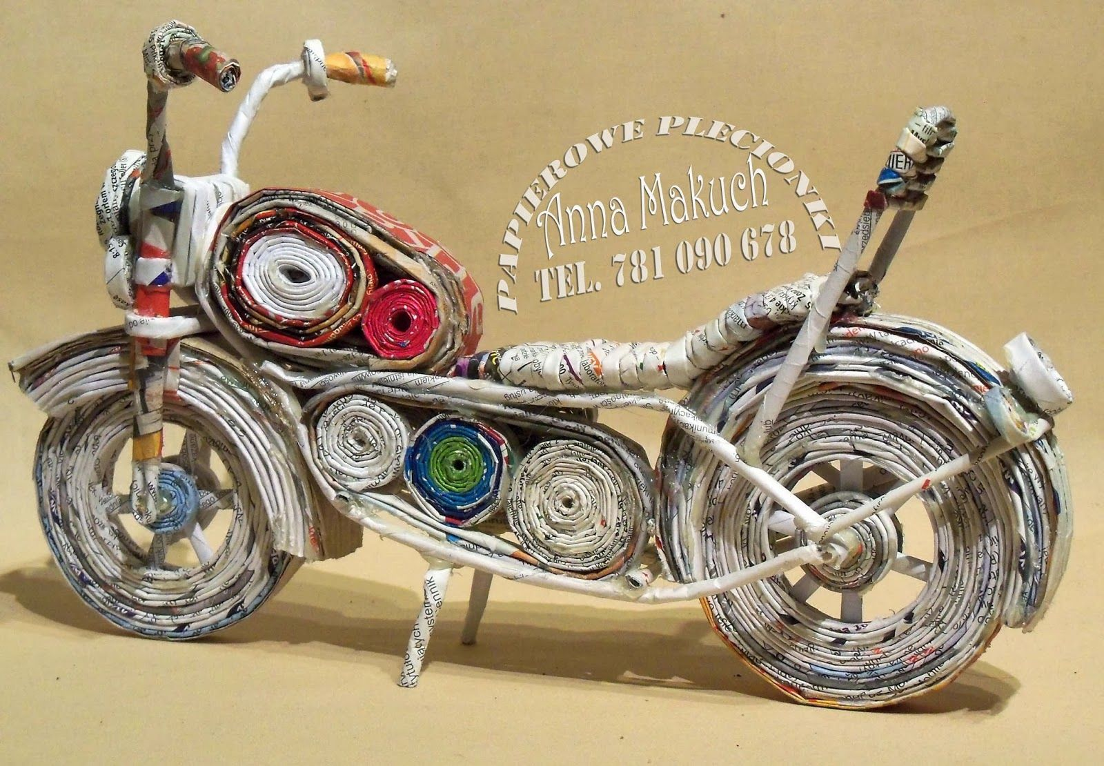 Zapowiedz Recycled Paper Crafts Newspaper Crafts Magazine