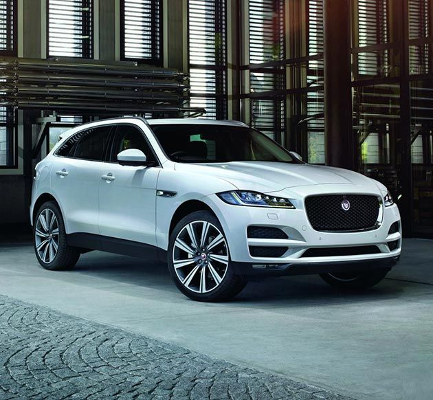 Jaguar Has Come Up With The Road Trip Ride Of Your Dreams The Jaguar F Pace The Much Awaited F Pace Is The First Sports Uti Jaguar Car Dream Cars Sports Cars