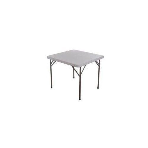 Square Folding Table 34 Square Multipurpose Banquet Portable Cards White Plastic Folding Table Lifetime Tables Table