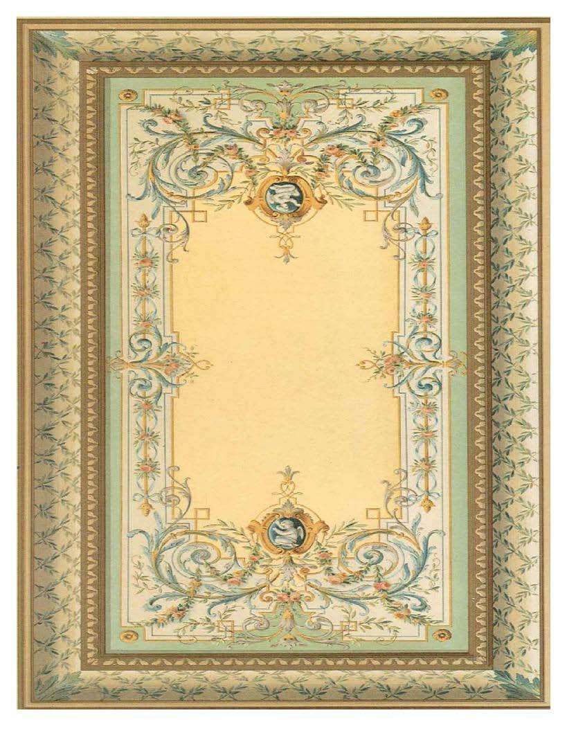 Pin Von Mari Maciu Auf Dollhouse Wallpaper And Printables