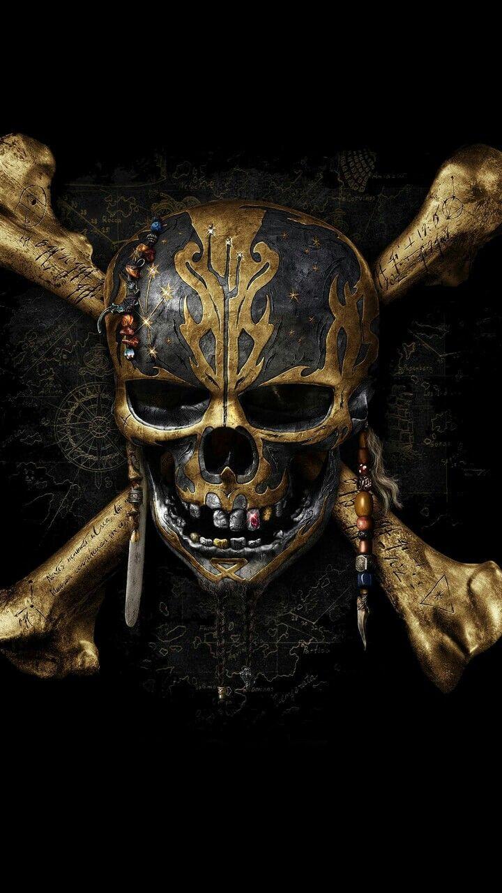 Pin by Christo Roux on Art in 2020 Skull wallpaper