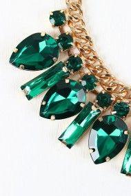 Crystalline Phase Necklace