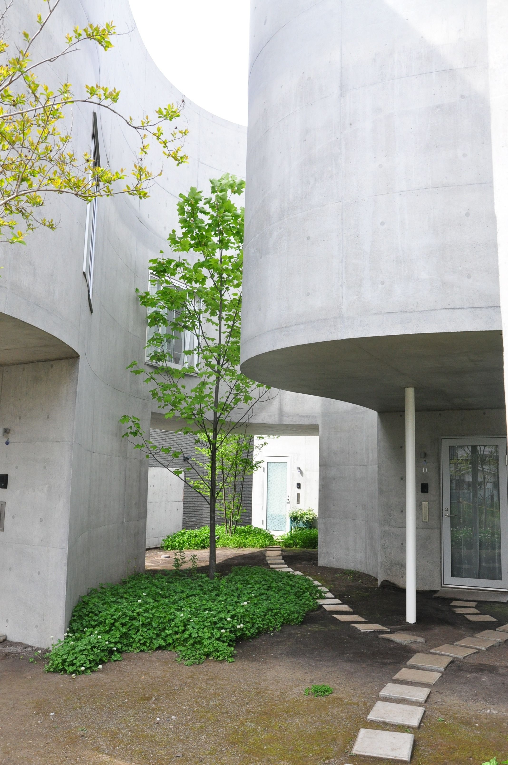 Okurayama Apartments   World of ACT