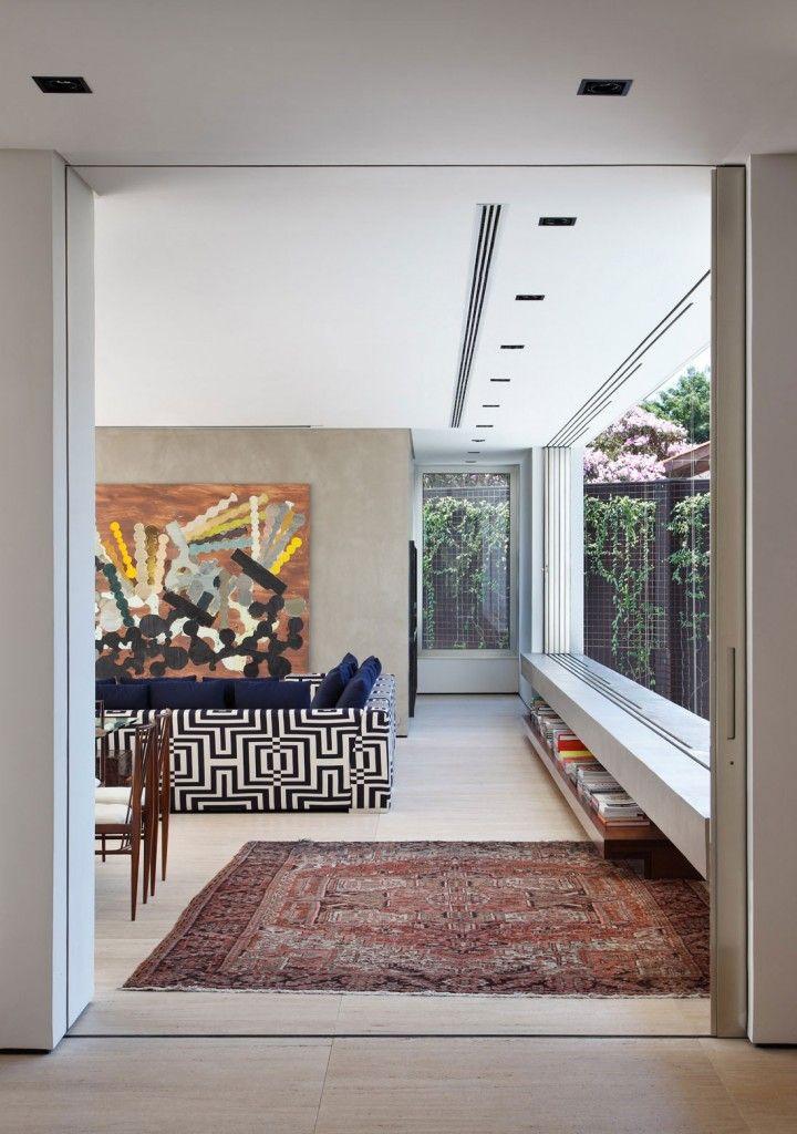 La maison ah au brésil par le studio guilherme torres moderne hous