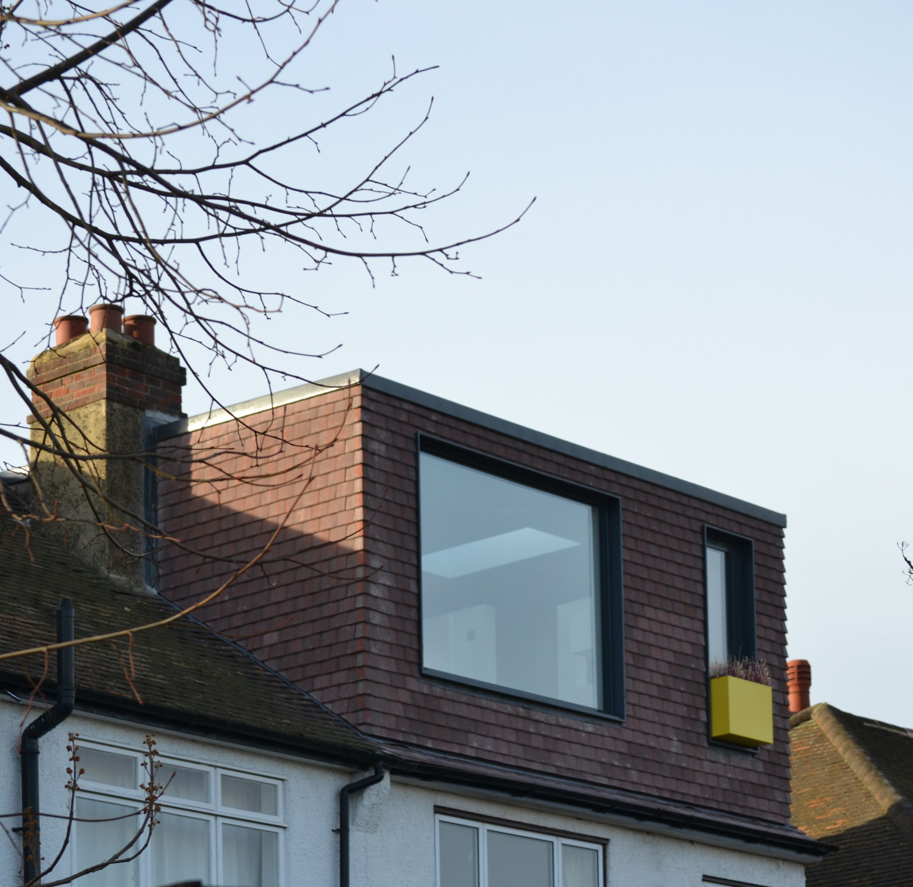 House Conversion And Loft Extension In West Norwood South London By Selencky Parsons Architects Loft Conversion Loft Dormer Dormer Loft Conversion