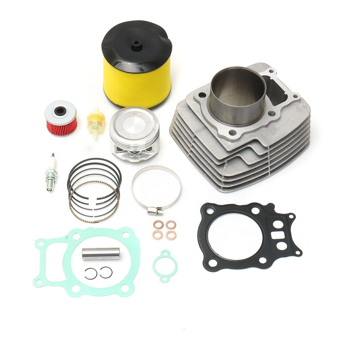 medium resolution of honda rancher 350 fuel filter wiring diagram centreatv cylinder piston for spark plug oil fuel filter