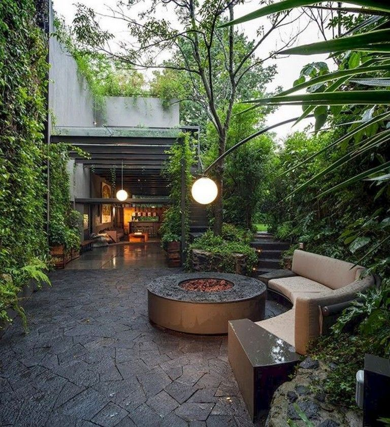 Beautiful Backyards Garden Ideas: 58+ Beautiful Backyard Landscaping Design Ideas On A