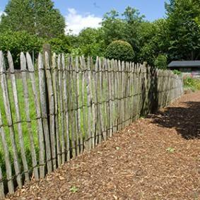 Installer des barrières champêtres | Pinterest | Barrière, Champetre ...