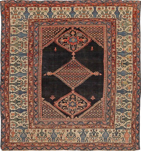 Antique Sultanabad Persian Rugs 44488 Main Image - By Nazmiyal
