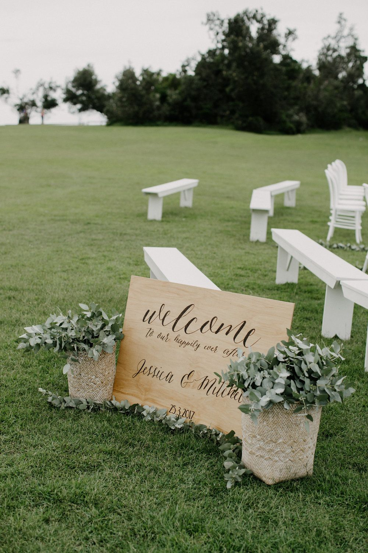 Real wedding wedding ceremony arch and wedding yamba wedding jess mitch hampton event hire wedding event hire junglespirit Choice Image