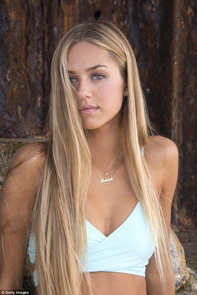 Lisa Rinna's daughter Delilah gets contract with elite models #delilah #elite …