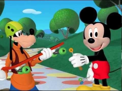 Illuminati Symbolism In 'Mickey Mouse Clubhouse' (Disney ...