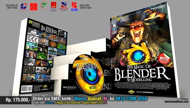 Character Modeling In Blender Pdf : Tutorial blender bahasa indonesia lengkap pdf