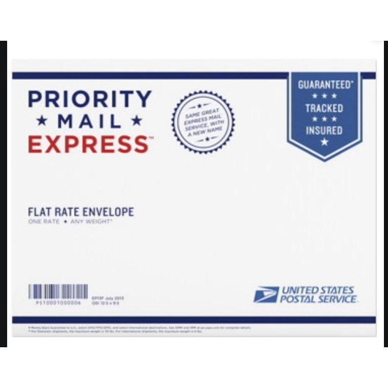Priority Express Usps 1 Day Shipping Lettering Priorities Business Supplies