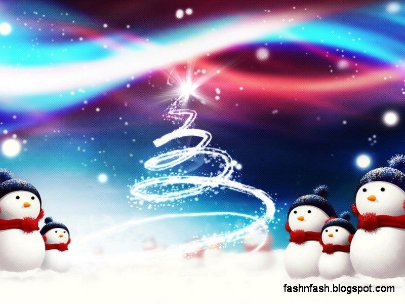 Fashion Glamour World Fok: Christmas Animated Greeting E-Card ...