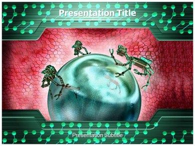 The nanotechnology powerpoint presentation has been presented technologically advanced free animated powerpoint slides by mark henry toneelgroepblik Choice Image