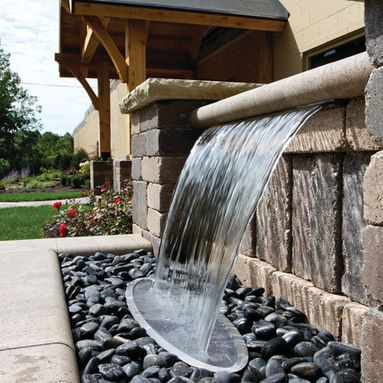 Atlantic Water Gardens Colorfalls Pondless Water Features Indoor Waterfall Water Features