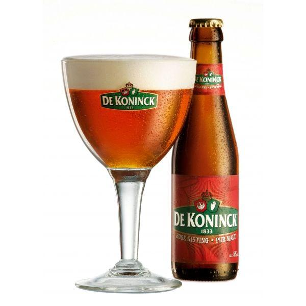 De Koninck En 2020 Copas De Cerveza Botellas De Cerveza Y Cerveza