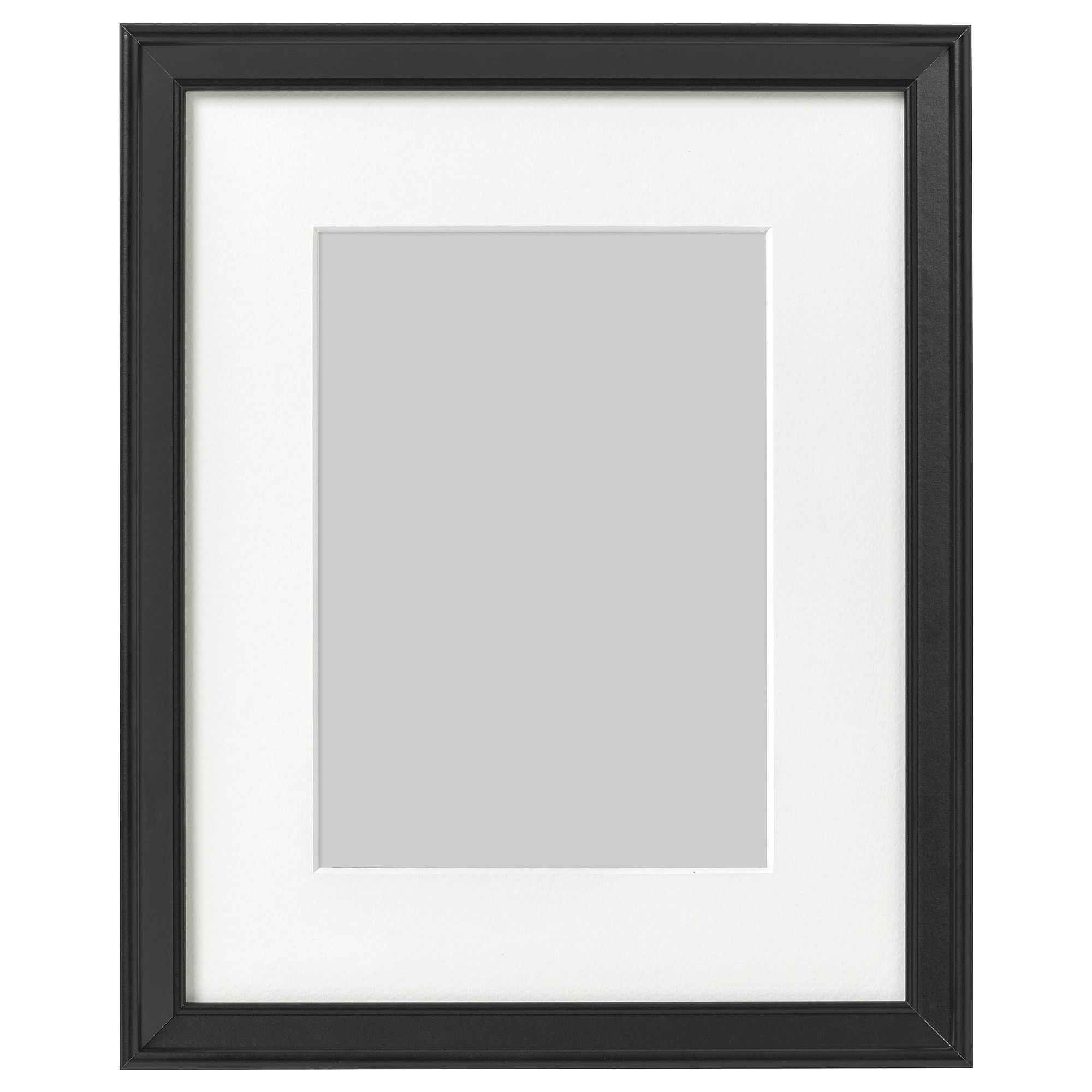 Ikea Knoppang Black Frame Picture Wall Staircase Unique Picture Frames Frames On Wall