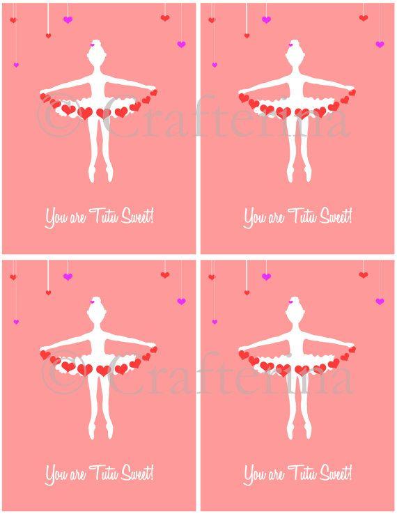 Crafterina Valentine Dance Pinterest - ballet dancer resume