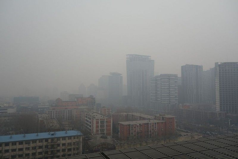 Beijing put a ban on 5 million cars for two weeks and finally had blue skies because of this!