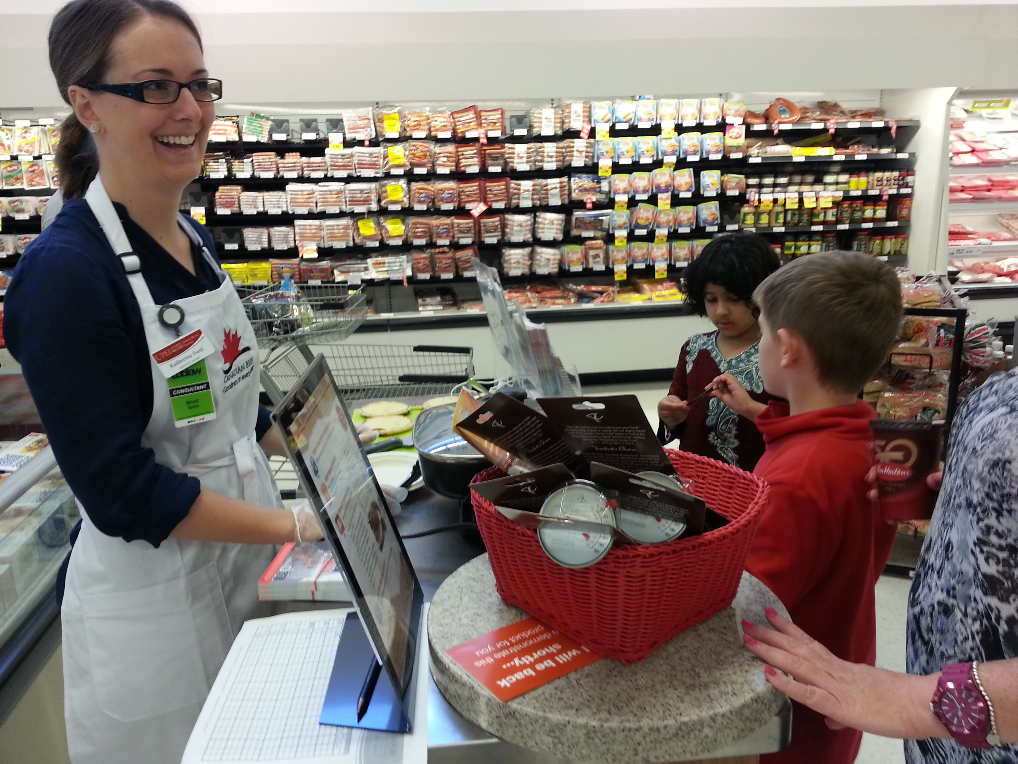 Images from loblaws dietitian days june 21 2014