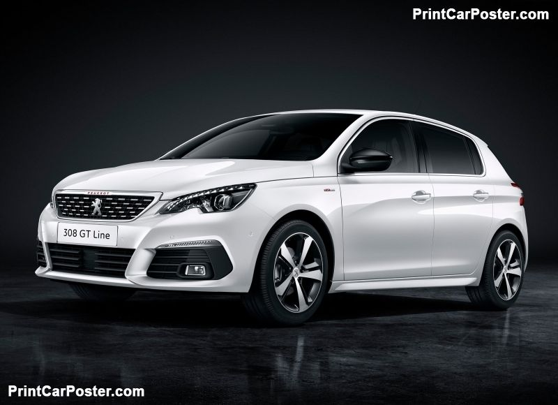 Peugeot 308 Sw Contemporary And Spacious Estate Peugeot Car