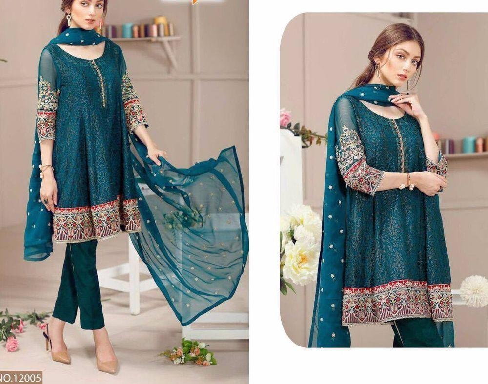 Bollywood Salwar Kameez Indian Designer Punjabi Suit pakistani ...