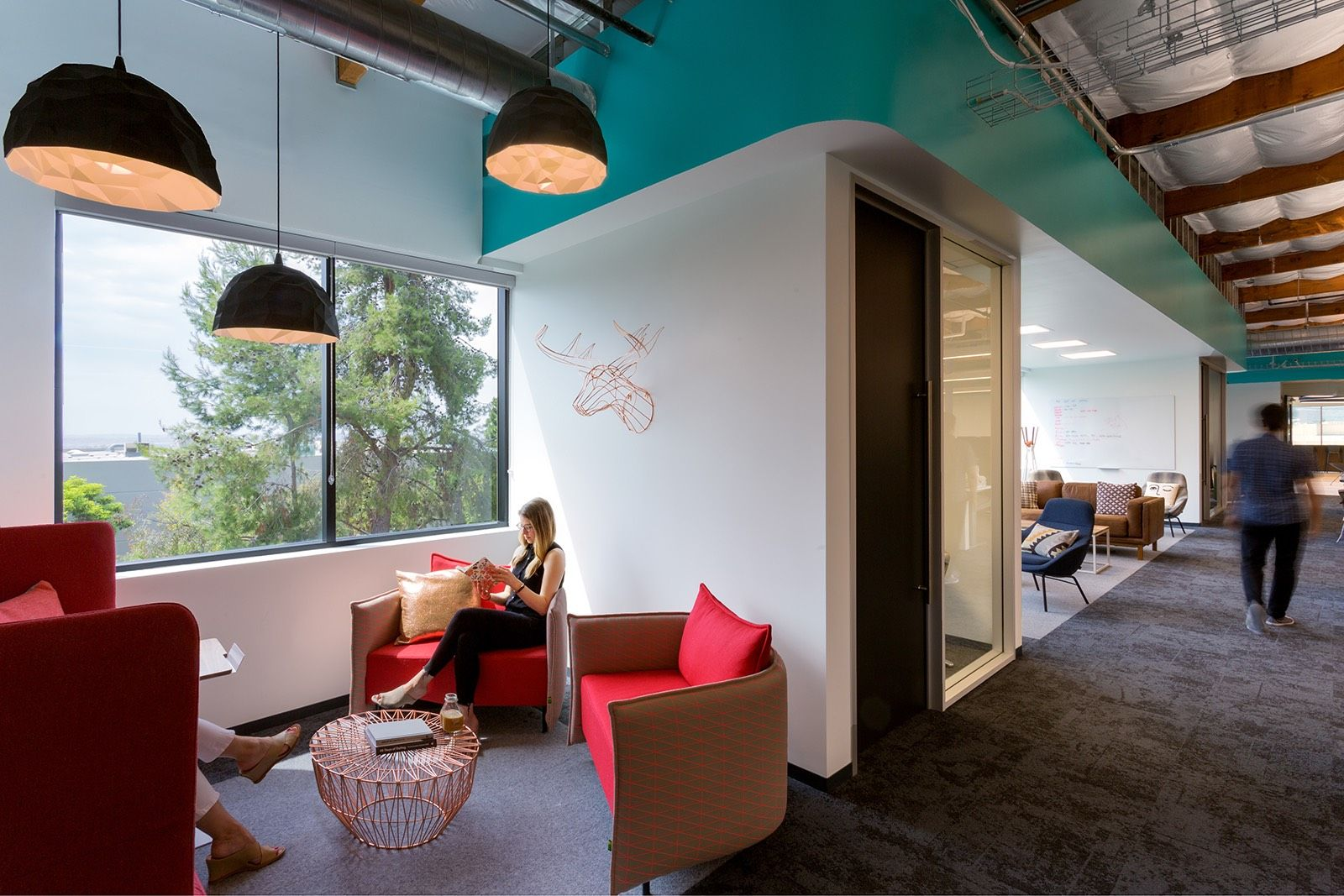 a tour of wearable technology company offices in san diego san