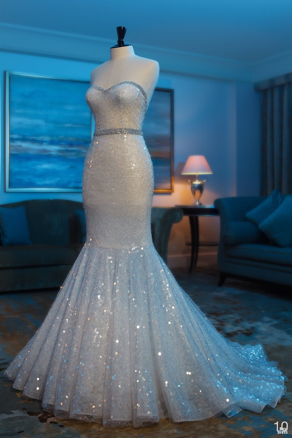 Abed Mahfouz 2013 -I see this in a midnight fantasy type wedding ...
