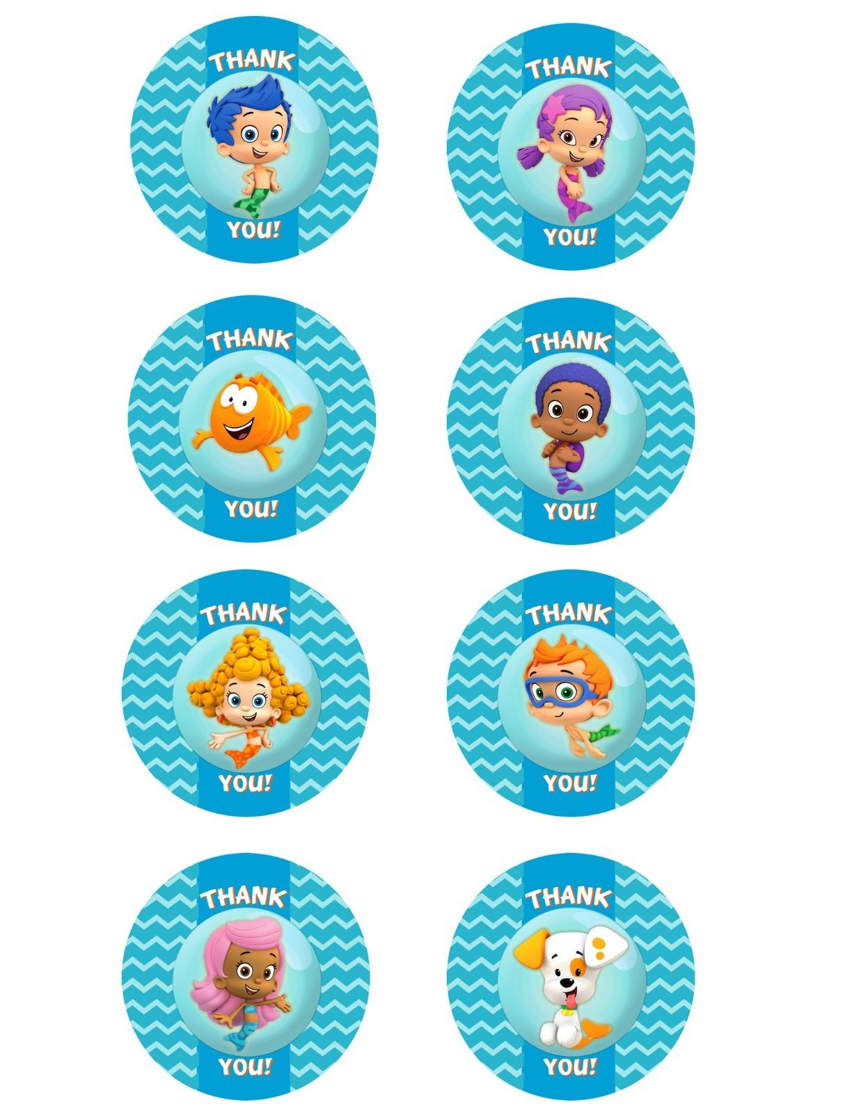 Pin By Crafty Annabelle On Bubble Guppies Printables