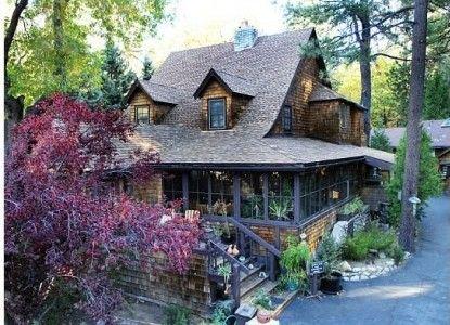 Strawberry Creek Inn Bed & Breakfast   Idyllwild, California   BBOnline.com